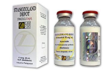 Stanozolol 30ml landerlan