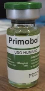 Primobolan manipulada 10ml