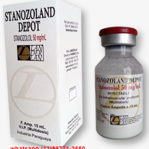 STANOZOLAND DEPOT 50mg 15mL