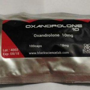 Oxandrolona 10mg preço