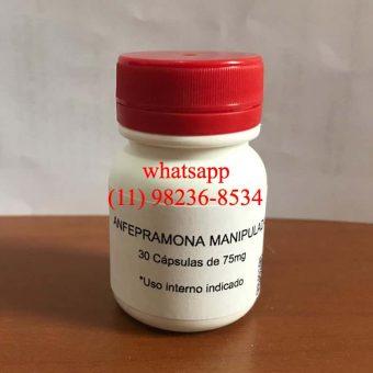 Anfepramona manipulada 75mg