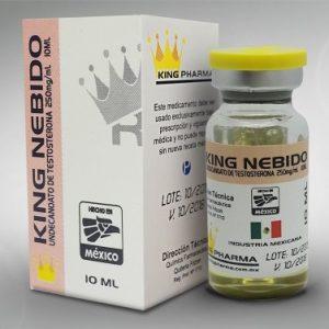 king nebido_undecanoato de testosterona